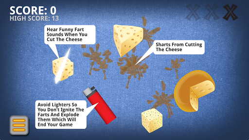 Cut The Cheese Free Fart Game