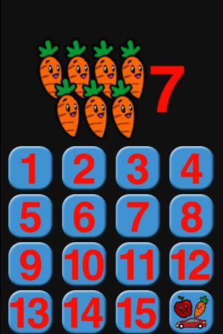 Toddler Numbers and Counting- screenshot