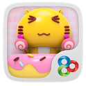 Hamicat GO Launcher Theme icon