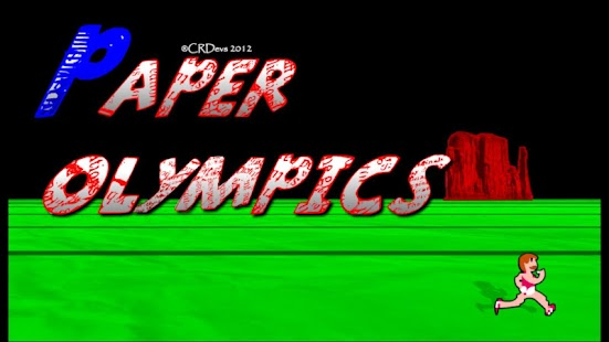 Paper Olympiks
