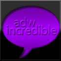 ADWTheme Incredible Purple icon