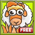 Feed the Sheep: Woolly Puzzle icon