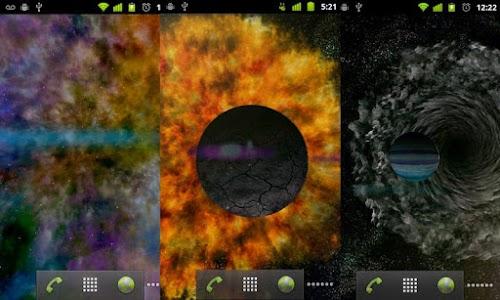 Endless Universe LWP v1.0.3