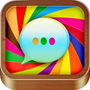 Color SMS Text Message Friends for PC and MAC