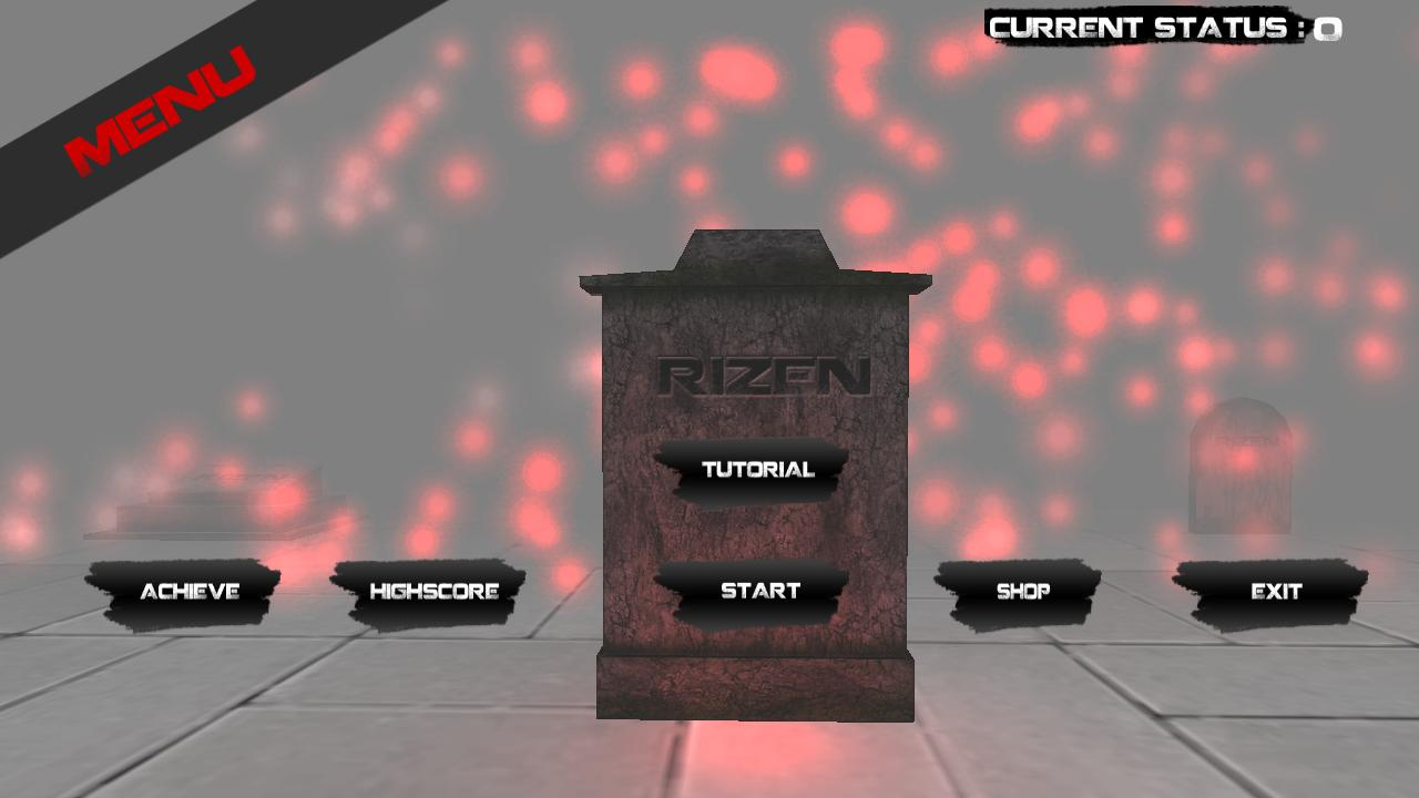 Rizen - screenshot