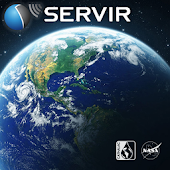 SERVIR - Weather, Hurricanes, Earthquakes & Alerts