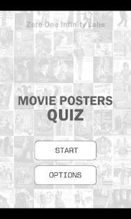 Movie Posters Quiz