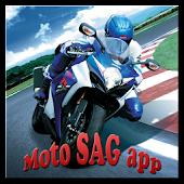 Moto SAG app