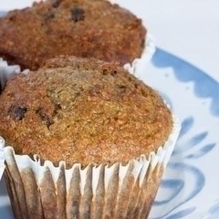 Low Fat, High Fibre Muffin.