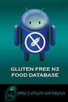 Screenshot of Gluten Free NZ