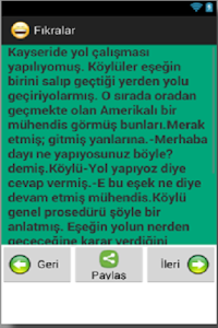 Fıkralar screenshot 1