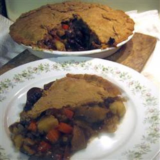 Portobello Pot Pie.