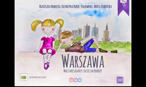 Warszawa dla dzieci Przewodnik