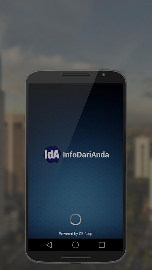 IdA (citizen journalism)- screenshot