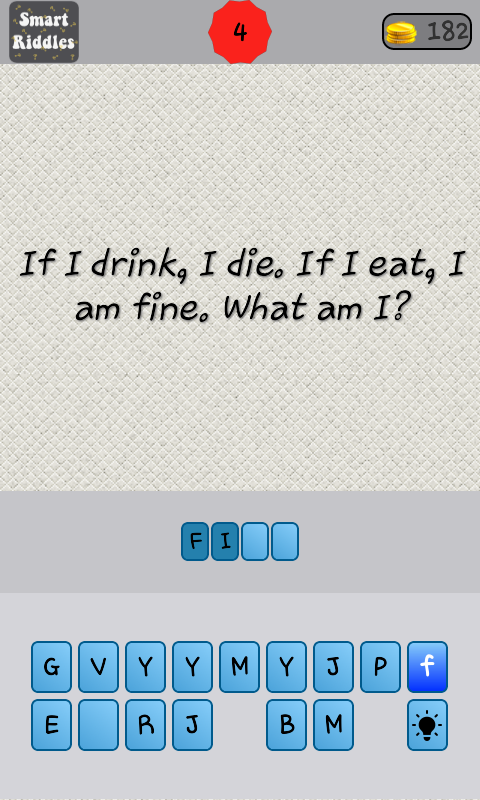 Smart Riddles- screenshot