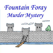 Castle Fountain-Murder Mystery