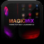 Next Launcher Theme MagicMix v1.0