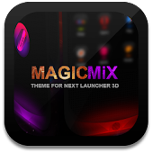 MagicMixPro Theme for Next Launcher 3D