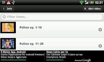 Screenshot of Pollon