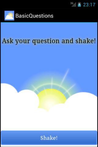 Shaka Shaka Oracle- screenshot