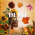 Fall Leaves DEMO logo
