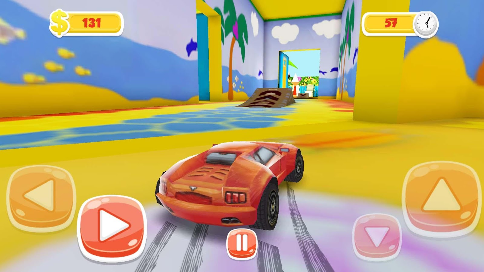 Toy Drift Racing- screenshot