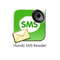 Handy SMS Reader logo