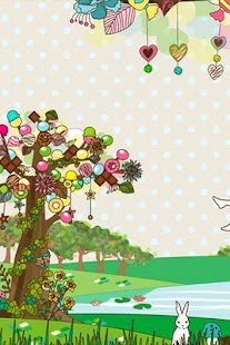 sweet tree LWallpaper[FL ver.]- screenshot thumbnail