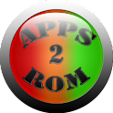 Apps2ROM [ROOT] logo