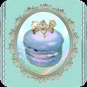 Lucky Macaron ライブ壁紙 icon