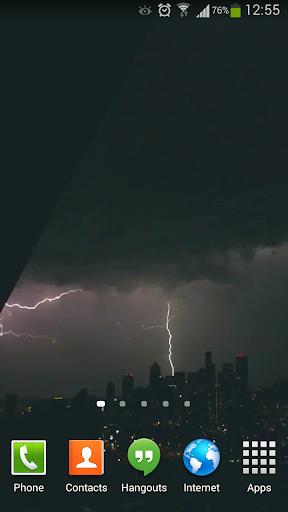 Lightning Live Wallpaper HD 3