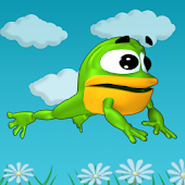 Flappy Frogger Rebooted Free