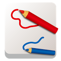 Free Hand Note(Paint) icon