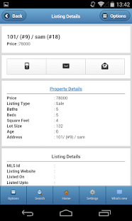 BizKinetic Real Estate CRM - screenshot thumbnail