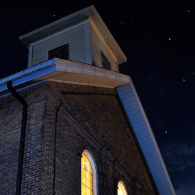 Church in Vernon by Nicole Baumchen - Buildings & Architecture Places of Worship (  )