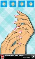 Screenshot of Beautiful Nail Designs