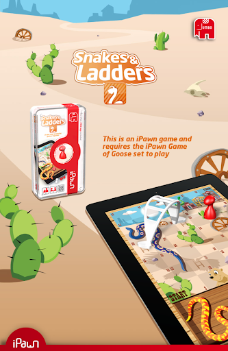 Snakes and Ladders iPieces®