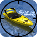 SpeedBoat Shooting logo