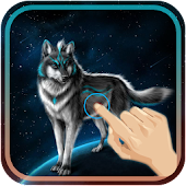 Magic Touch : Galaxy Wolf