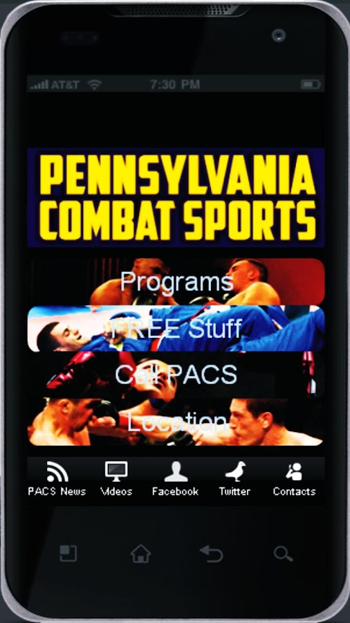 PA Combat Sports - screenshot