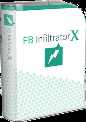 Facebok Infilrator X