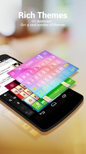 Greek for GO Keyboard - Emoji - screenshot thumbnail