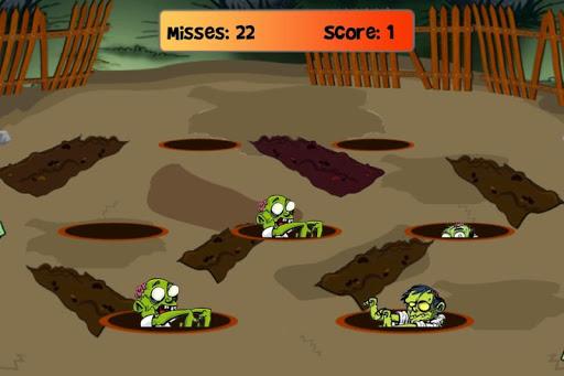 Juegos de Tocar Zombies