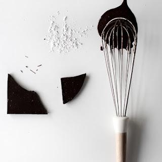 Flourless Fudge Brownie.