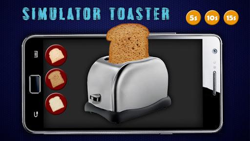 模拟器烤面包机