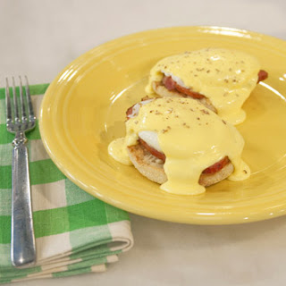 Eggs Benedict with Easy Hollandaise.
