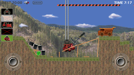 Traktor Digger 2 - screenshot thumbnail