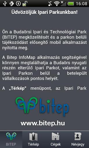 BITEP InfoMap