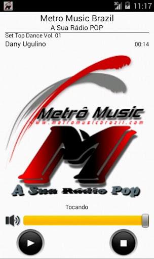 Metro Music Brazil