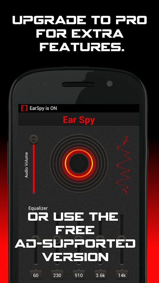 Ear Agent: Super Hearing- screenshot